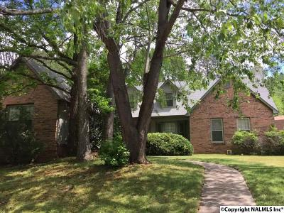 Single Family Home For Sale: 15000 Deaton Drive