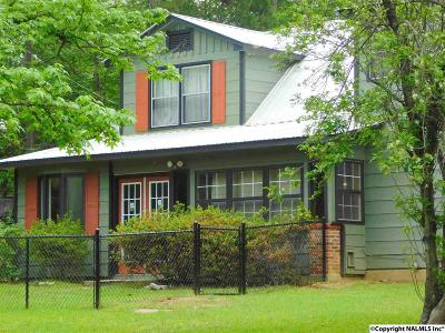 Cedar Bluff, Centre, Gaylesville, Leesburg, Mentone Single Family Home For Sale: 885 County Road 106