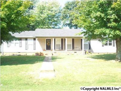 Albertville Single Family Home For Sale: 402 Edmondson Street