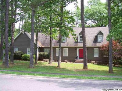 Scottsboro Single Family Home For Sale: 208 Willowchase Drive