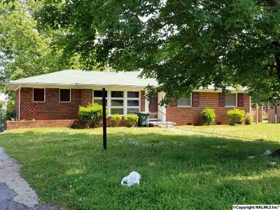 Madison County, Limestone County Single Family Home For Sale: 2309 Morningside Drive