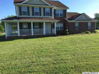 Meridianville Single Family Home For Sale: 100 Indian Trace Circle