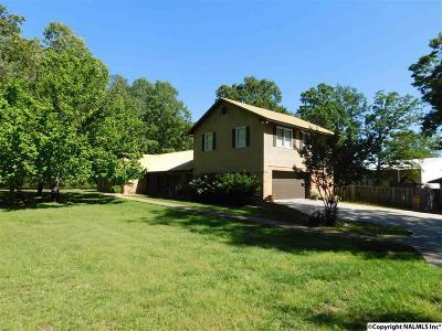 Cedar Bluff Single Family Home For Sale: 3990 Coosa Street