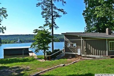Guntersville Single Family Home For Sale: 997 Browns Creek Road