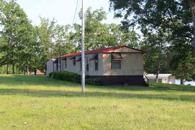Cedar Bluff, Centre, Gaylesville, Leesburg, Mentone Mobile Home For Sale: 300 County Road 625