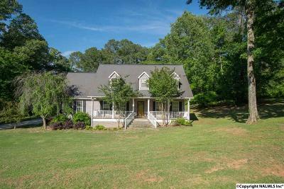 Scottsboro Single Family Home For Sale: 247 Andrew Jackson Way