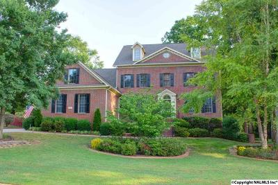 Madison Single Family Home For Sale: 127 Bluff Spring Drive