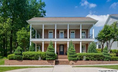 Huntsville Single Family Home For Sale: 48 Ledge View Drive