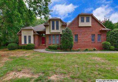 Brownsboro Single Family Home For Sale: 3006 Summit View Circle