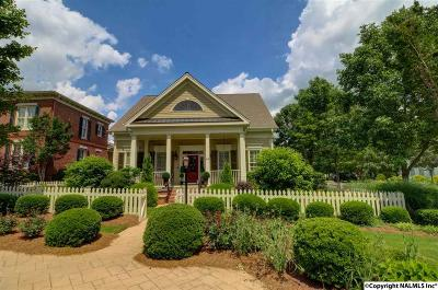 Huntsville Single Family Home For Sale: 7 Crest Park Drive