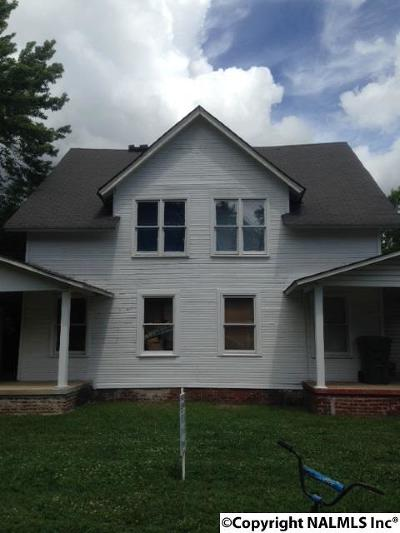 Single Family Home For Sale: 3309 Clopton Street