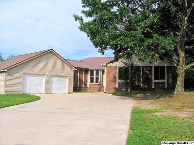 Albertville Single Family Home For Sale: 1211 North Carlisle Street