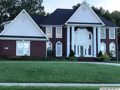 Hazel Green Single Family Home For Sale: 112 Clear Springs Circle