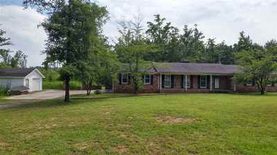Hartselle Single Family Home For Sale: 3496 Garner Road