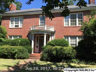 Madison County Single Family Home For Sale: 509 Holmes Avenue