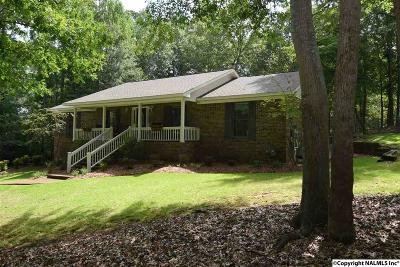Guntersville Single Family Home For Sale: 5616 Pawnee Circle