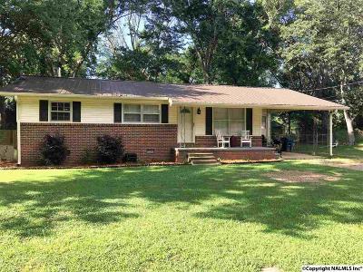 Boaz Single Family Home For Sale: 129 Charlotte Avenue
