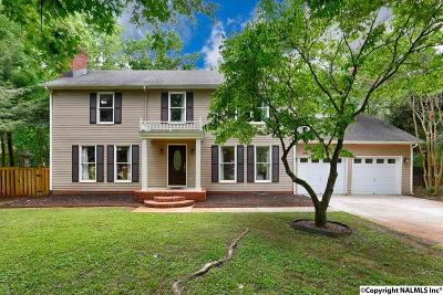 Madison, Madison City Single Family Home For Sale: 102 Heatherwood Drive