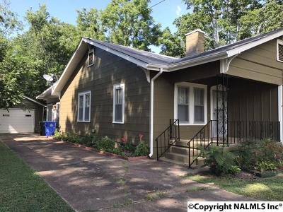 Athens Single Family Home For Sale: 606 1st Avenue