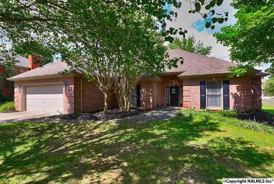 Owens Cross Roads Single Family Home For Sale: 2603 Elderdale Drive