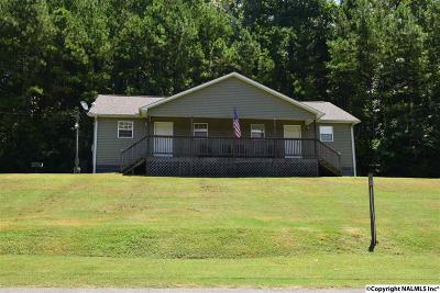 Guntersville Single Family Home For Sale: 2264 Highway 79 North