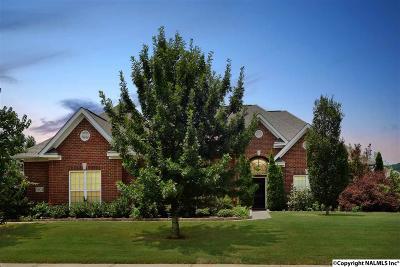 Hampton Cove Single Family Home For Sale: 3202 Sandstone Street