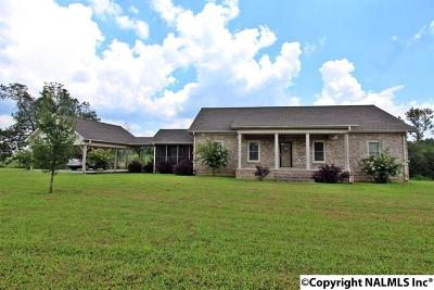 Flat Rock Single Family Home For Sale: 136 County Road 697