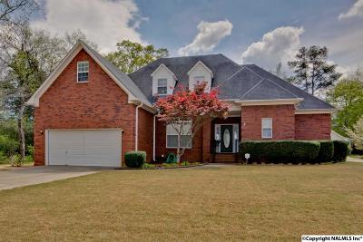 Meridianville Single Family Home For Sale: 108 Villa Drive