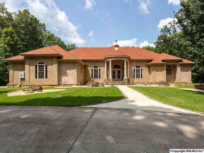 Huntsville Single Family Home For Sale: 215 Clark Mountain Road