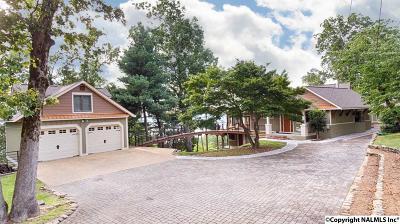 Guntersville Single Family Home For Sale: 5024 Neely Avenue