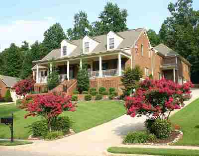 Madison Single Family Home For Sale: 239 Wedgewood Terrace Road