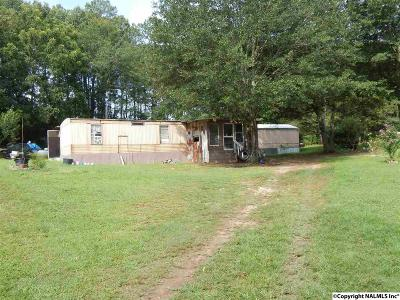 Dekalb County, Marshall County Mobile Home For Sale: 2962 County Road 30