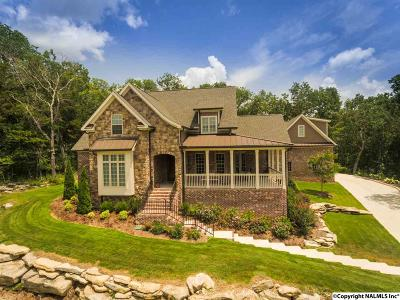 Single Family Home For Sale: 4624 Saddle Ridge Drive