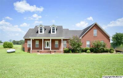 Danville, Priceville Single Family Home For Sale: 675 Brown Road