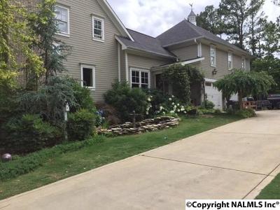 Madison Single Family Home For Sale: 100 Belle Ridge Drive