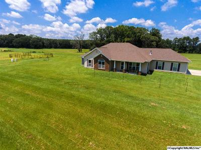 Danville, Priceville Single Family Home For Sale: 314 Neel School Road