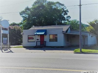 Guntersville AL Commercial For Sale: $159,000