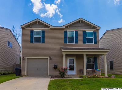 Harvest Single Family Home For Sale: 16780 Wellhouse Drive