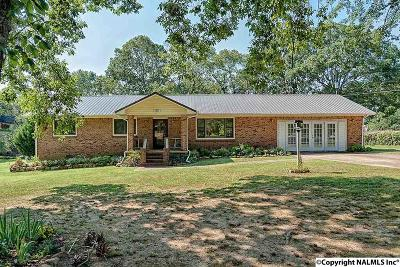 Albertville Single Family Home For Sale: 1511 Edmondson Street