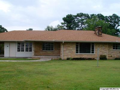 Guntersville Single Family Home For Sale: 117 Drive-In Road