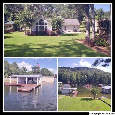Guntersville Single Family Home For Sale: 4125 Morrow Street