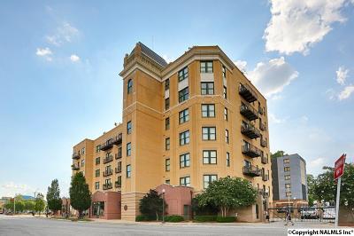 Arab, Huntsville Condo For Sale: 301 Holmes Avenue