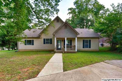 Athens Single Family Home For Sale: 9440 Sergeant Holden Lane