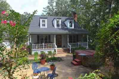 Cedar Bluff Single Family Home For Sale: 667 County Road 189