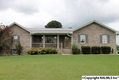 Crossville Single Family Home For Sale: 47808 Alabama Highway 75