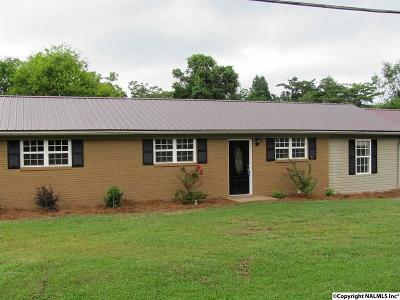 Guntersville Single Family Home For Sale: 4712 Lloyd Street
