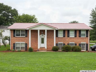 Single Family Home For Sale: 6000 Whitesburg Drive