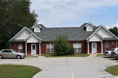 Toney Multi Family Home For Sale: 10459 Wall Triana Highway