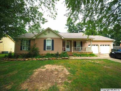 Albertville Single Family Home For Sale: 1809 Apache Drive