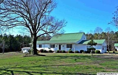 Guntersville Single Family Home For Sale: 263 Barley Drive